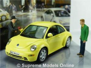 【送料無料】模型車 モデルカー スポーツカー フォルクスワーゲンモデルカースケールミレニアムエディションvolkswagen beetle model car 143 scale vitesse millenium edition yellow k8q