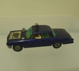 【送料無料】模型車 モデルカー スポーツカー コーギーマンcorgi man from uncle car