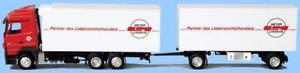 【送料無料】模型車 モデルカー スポーツカー トラックアクトロスマイヤーロジスティクスawm lkw mb actros mp2 lh wkhz meyer logistik
