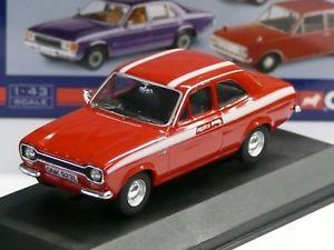 【送料無料】模型車 モデルカー スポーツカー フォードエスコートメキシコサンセットレッドネットワーク143me ford escort mk i mexico sunset red corgi vanguards rf va 09508