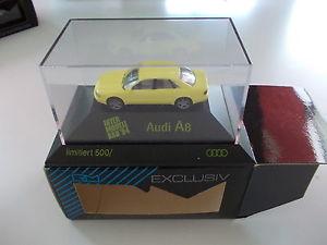 【送料無料】模型車 モデルカー スポーツカー アウディモデルパrietzeaudi a8 intermodellbau 94 limit sondermodell nr64 v 500 gk24