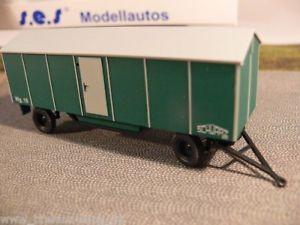 【送料無料】模型車 モデルカー スポーツカー トレーラータイプ187 ses bauwagen typ a8 schwarzbau wg 18 14 1017 15