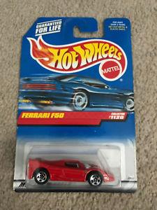 【送料無料】模型車 モデルカー スポーツカー ホットホイールフェラーリスパイダーベースミントhot wheels ferrari f50 f50 spider base mint very rare *vhtf*