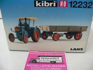 【送料無料】模型車 モデルカー スポーツカー ゴムファイルブルドッグ187 kibri 12232 lanz bulldog mit gummiradwagen