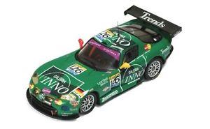 【送料無料】模型車 モデルカー スポーツカー ネットワークダッジバイパーグアテマラ#スパixo gtm076 143 dodge viper gts r 126 inno 5th 24h spa 2003 1st in g2