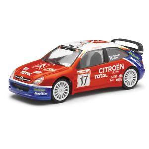 【送料無料】模型車 モデルカー スポーツカー シトロエンクサラマクレーvanguards citroen xsara colin mcrae 2003 va99901