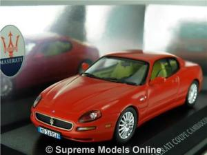 【送料無料】模型車 モデルカー スポーツカー ネットワークマセラティマセラティコルサモデルカーixo maserati gran sport cambiocorsa model car 143 red special issue moc027 k8