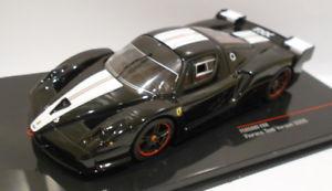 【送料無料】模型車 モデルカー スポーツカー ネットワークスケールフェラーリフィオラノテストバージョンixo 143 scale fer072 ferrari fxx fiorano test version 2005