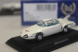 【送料無料】模型車 モデルカー スポーツカー ボスホワイトbos gm firebird ii, 1956, weiss 87310 187