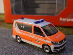 【送料無料】模型車 モデルカー スポーツカー バスオッフェンバックマルタ187 herpa vw t6 bus malteser enbach 093415