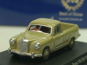 【送料無料】模型車 モデルカー スポーツカー ボスメルセデスピックアップオリーブ