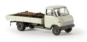【送料無料】模型車 モデルカー スポーツカー トラックスクラップbrekina lkw hanomaghenschel f 55 mit schrottladung