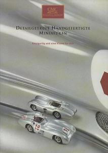 【送料無料】模型車 モデルカー スポーツカー ハンドメイドミニチュアモデルカタログcmc exclusivedetailgetreue handgefertigte miniaturenfahrzeug modellekatalog
