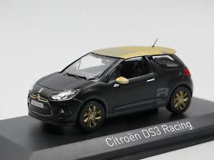 【送料無料】模型車 モデルカー スポーツカー シトロエンレーシングサテンゴールドnorev 155288 citroen ds3 racing 2013 mattschwarzgold 143