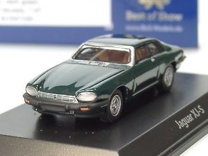 【送料無料】模型車 モデルカー スポーツカー ボスジャガーブリティッシュレーシンググリーンbos jaguar xjs, british racing green 87290 187