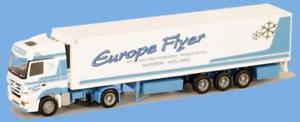 【送料無料】模型車 モデルカー スポーツカー トラックアクトロスヨーロッパフライヤーawm lkw mb actros mp3 lhaerop khlksz europe flyer