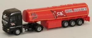 【送料無料】模型車 モデルカー スポーツカー トラックマンタンクawm lkw man tgx xlx tanksz bttner