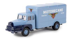 【送料無料】模型車 モデルカー スポーツカー ユニックケースbrekina 85504 187 unic zu 122 ker motobecane neu