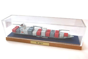 【送料無料】模型車 モデルカー スポーツカー containerfrachter ms rio t, famodellbau conrad, metall, 11250 1476