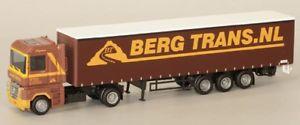 【送料無料】模型車 モデルカー スポーツカー トラックルノーマグナムトランスawm lkw renault magnum gaksz berg trans
