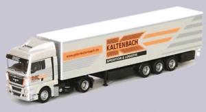 【送料無料】模型車 モデルカー スポーツカー トラックマンawm lkw man tgx xlx gaksz kaltenbach 74264