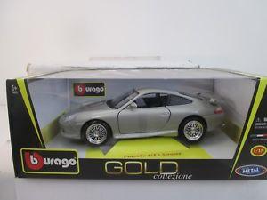 【送料無料】模型車 モデルカー スポーツカー ポルシェグアテマラbburago 118 147421 porsche gt3 strasse ws9871