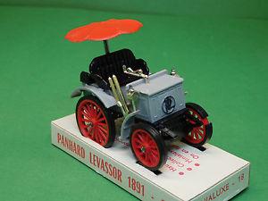 【送料無料】模型車 モデルカー スポーツカー グレーレミナモデルカーpanhard amp; levassor 1891 grau les tacots de minialuxe 143 n18 modellauto