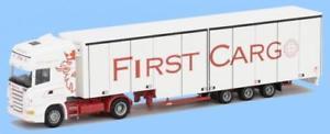 【送料無料】模型車 モデルカー スポーツカー トラックスカニアジャンボawm lkw scania r toplaerop jumbokhlksz first cargo