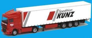 【送料無料】模型車 モデルカー スポーツカー トラックawm lkw daf xf 105 sc aerop gaksz kunz