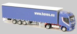 【送料無料】模型車 モデルカー スポーツカー トラックホーブawm lkw iveco stralis iiaerop megagaksz hoves