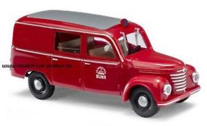 【送料無料】模型車 モデルカー スポーツカー ブッシュブナbusch mcz framo v9012 feuerwehr buna