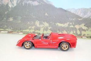 【送料無料】模型車 モデルカー スポーツカー フェラーリjouef evolution 118 ferrari 330 p4 rot b527 o
