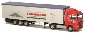 【送料無料】模型車 モデルカー スポーツカー トラックマンawm lkw man tgx xlxaerop gaksz logermann