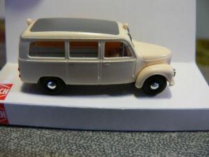 【送料無料】模型車 モデルカー スポーツカー ブッシュ187 busch framo v9012 ktw drk 51255