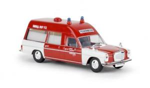【送料無料】模型車 モデルカー スポーツカー ソリンゲンbrekina mb8 ktw feuerwehr solingen 13811