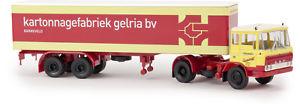 【送料無料】模型車 モデルカー スポーツカー ホトラックフィートヴァンbrekina ho 85265 nl lkw daf ft2600 van reenen  ovp neu
