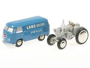 【送料無料】模型車 モデルカー スポーツカー ピッコロファイルサービスschuco piccolo lanz service 50160200