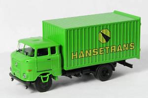 【送料無料】模型車 モデルカー スポーツカー トラックハンストランスbusch 95132 ifa w50 mk lkw 187 hansetrans