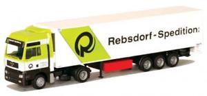 【送料無料】模型車 モデルカー スポーツカー トラックマンawm lkw man tga xxl aerop khlksz rebsdorf