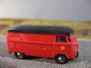 【送料無料】模型車 モデルカー スポーツカー #ポストボックス187 brekina 0701 vw t1 b posterijen nl kasten