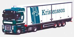 【送料無料】模型車 モデルカー スポーツカー トラックルノーマグナムawm lkw renault magnum khlksz kristensson