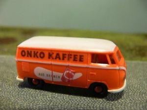 【送料無料】模型車 モデルカー スポーツカー #ティーボックス187 brekina 0120 vw t1 a onko kaffee kasten