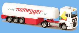 【送料無料】模型車 モデルカー スポーツカー トラックタンクawm lkw daf xf 105 sc tanksz nothegger
