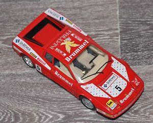 【送料無料】模型車 モデルカー スポーツカー フェラーリ#ferrari testarossa 84 rare brummel 118 bburago 5