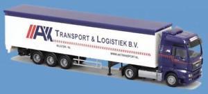 【送料無料】模型車 モデルカー スポーツカー トラックマンスライドトランスポートawm lkw man tgx xxlaeropschubbodensz ak transport