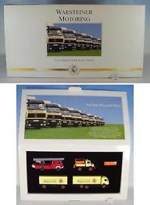 【送料無料】模型車 モデルカー スポーツカー ヒートリング#wiking 187 set warsteiner historical motoring nr 5 ovp 2217