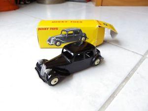 【送料無料】模型車 モデルカー スポーツカー シトロエントションアトラスcitroen traction 11 bl 24n dinky toys atlas 143 avec boite