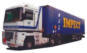 AWM Camion Renault Magnum GA-KSZ voitischek