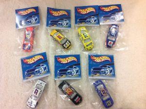 【送料無料】模型車 モデルカー スポーツカー ホットホイールhot wheels 2002 nascar baggie lot free shipping