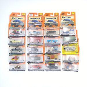 価格は安く 【送料無料】模型車 モデルカー スポーツカー マッチシリーズロットカードロット#large lot of 20 matchbox 1998 series cars ~ on card ~ lot 2, レザムルーズ 38e269c1